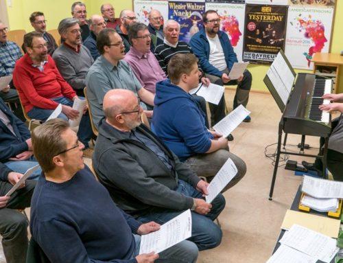 Chorverein lockt Männer mit Hits