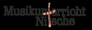 Musikunterricht Nitsche Logo